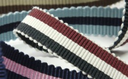 Stripe Grosgrain Ribbon (SIC-1119)