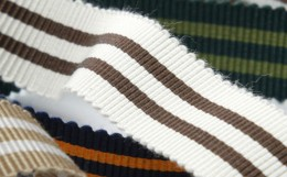 Stripe Grosgrain Ribbon (SIC-1120)