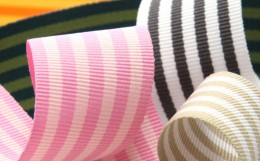 Stripe Grosgrain Ribbon (SIC-1122)